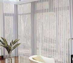 hunter doulas luminette blinds for sliding glass doors