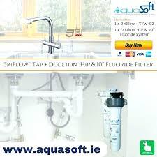 culligan undersink water filter the 1 change emaker drinking inline under sink filtration system model us