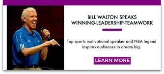 Coach Wooden's Leadership Game Plan For Success Bill Walton Learning to Lace My Shoes was a John Wooden Success 89