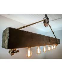 full image for western style chandelier reclaimed wood beam barnwood chandelier rectangular chandeliers dining room