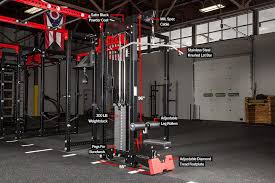 Coat Rack Monster For Sale Enchanting Monster Lat Pull DownLow Row Rack Mounted Rogue Fitness