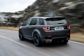 2018 land rover models. wonderful models 2018 range rover evoque and land discovery sport treated to ingenium 3 in land rover models