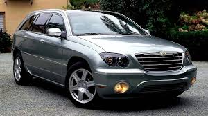 Chrysler Pacifica Concept CS '01 2002 - YouTube