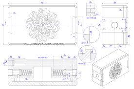 Puzzle Box Design Plans Wooden Puzzle Box Plan