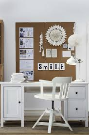 ikea small office. white wooden office desk and chair for small ikea ideas