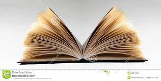 close up of an open book on gray background royalty stock royalty stock photo