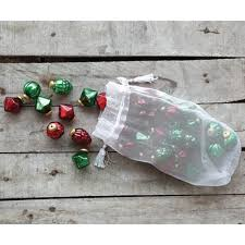 creative co op red and green mini mercury glass ornament set from elizabeth s embellishments