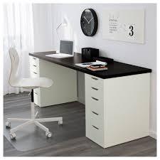 makeup desk ikea alex drawer unit white 0403676 pe565680 s5