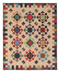 Wallflower Quilt Kit | 39;t, Nice and Quilt & Cornerstones Quilt Pattern Download by Kristin Gassaway now available at  connectingthreads.com Adamdwight.com