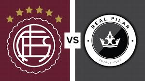LANÚS VS REAL PILAR EN VIVO - YouTube
