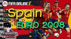 FO3] แผนฟูลทีมชาติ สเปน ชุดแชมป์ยูโร 2008 ดีงามพระรามสี่ By FFBB #12 -  YouTube