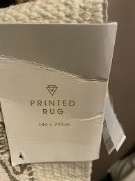printed rug debenhams 15 00