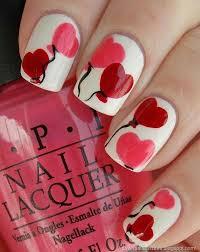 Pin de Amanda Ciaburri em Valentines Nails   Unhas decoradas ...