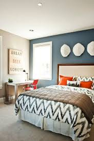Colors Of Bedrooms At Cool Accent Wall Bedroom Decor Top Ideas Color Design  In 2018