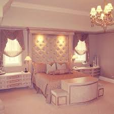 Pink Bedroom... Too Much For My Taste