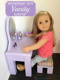 american girl bathroom vanity