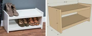 two tier shoe shelf kreg tool company