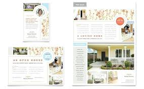House For Sale Flyer Free Templates Sample Real Estate At