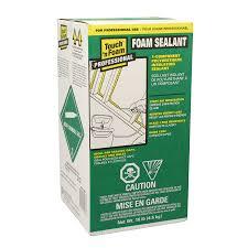 touch n foam foam sealant foam insulation kit