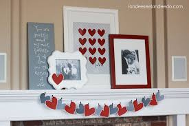 Printable Room Decor Valentines Day Mantel Decor And Printable Landeelucom