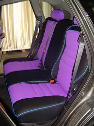 chrysler pt cruiser half piping seat covers rear seats