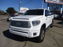 2014 Toyota Tundra Crewmax Platinum 5.7l V8 For Sale ▷ 15 Used ...