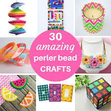 Perler Bead Patterns Impressive A Roundup Of 48 Amazing Perler Bead Ideas Crafts Home Decor Jewelry