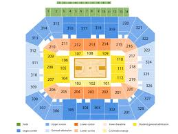 Gallagher Iba Arena Seating Chart And Tickets Formerly