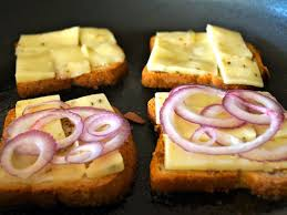 Image result for Cheese and onion sandwich