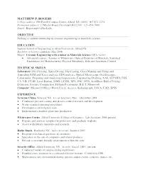 Library Technician Resume And Cover Letter Cover Letter For Library