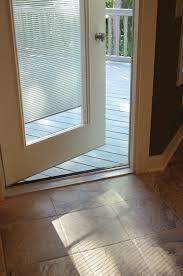 single patio door with built in blinds. Great For Single Doors, Double Patio French Doors...all #doors! :) Door With Built In Blinds