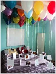 birthday party decorations at home google search