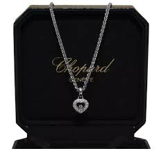 happy diamond heart necklace 79 5649