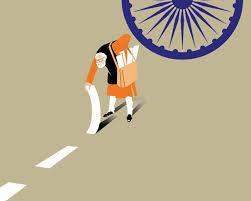 getting back on track a review by sanjaya baru books illustration by hadimani