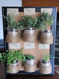 Hanging Kitchen Herb Garden Hanging Herb Garden Ideas Home Design Ideas