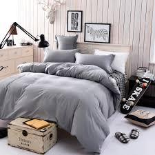 gray modern duvet covers