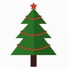 Christmas Simple Christmas Tree Tree Icon