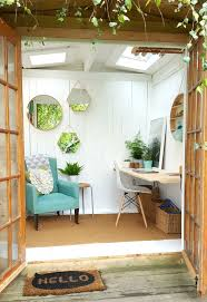office shed ideas. She Shed? Garden Room? Heaven. Office Shed Ideas