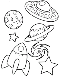 Preschool coloring pages printable coloring pages for kids: Space Coloring Pages For Preschoolers Planet Coloring Pages Space Coloring Pages Space Crafts