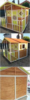 Wood Pallet House 25 Creative Ideas To Repurpose Old Wooden Pallets Pallet Wood