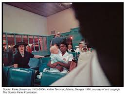 gordon parks 1950 s photo essay chronicles the era of segregation what photographer or photo essay from the past has inspired your craft in any way