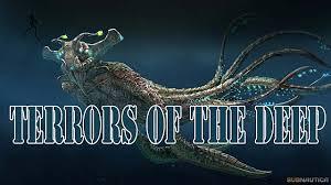 sea emperor size top five creepiest monsters from subnautica subnautica