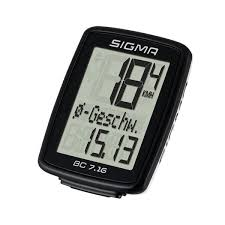 <b>Велокомпьютер SIGMA BC 7.16</b> Topline: купить, цены в Москве