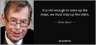TOP 25 QUOTES BY VACLAV HAVEL (of 158) | A-Z Quotes via Relatably.com