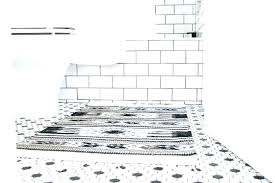 damask bathroom rug black and white bathroom rug black white grey print rug black and white