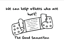 Small Picture Good Samaritan Coloring Page For Preschoolers Labels Our Will