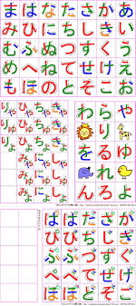 15 Punctual Hiragana Chart With Stroke Order