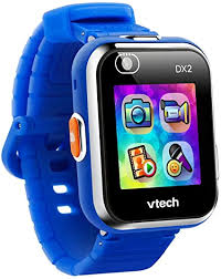<b>VTech Kidizoom Smartwatch DX2</b>, Blue (English Version): Amazon ...
