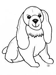 Gratis Kleurplaten Van Honden