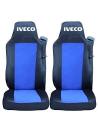 black and blue seat covers 2 x seat covers tailored truck lorry black blue blue and black jeep seat covers black and blue camo seat covers